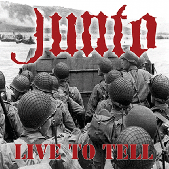 "Junto ""Live to tell"" EP 7"" (lim. 200, oxblood) + MP3"
