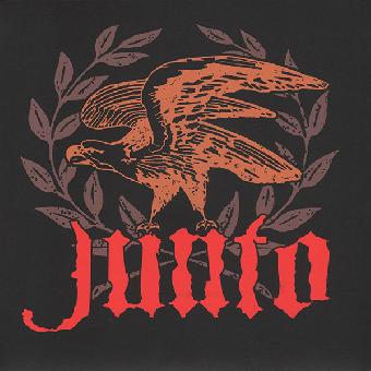 "Junto ""same"" EP 7"" (lim. 200, black) + MP3"