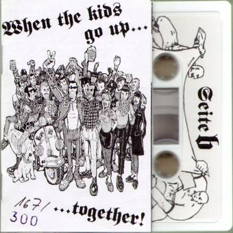 "V/A ""When the Kids go up... together"" MC (Kassette)"