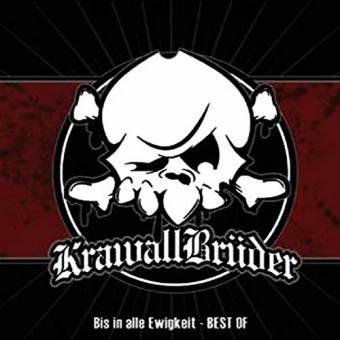 """KrawallBrüder """"Bis in alle Ewigkeit - Best of"""" CD (lim. DigiPac)"""