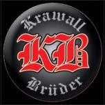 "Krawallbrüder ""Logo"" - Button (2,5 cm) 675"