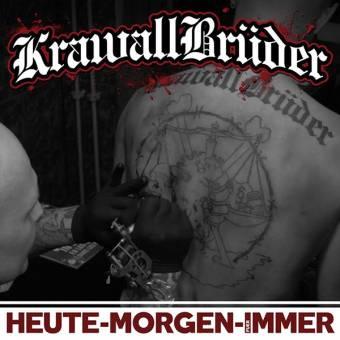 "KrawallBrüder ""Heute Morgen Für Immer"" CD"