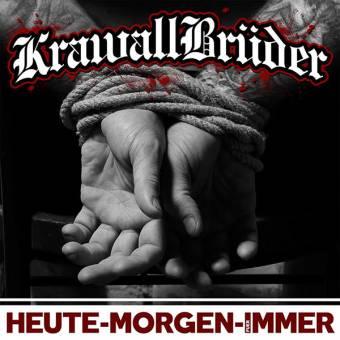 """KrawallBrüder """"Heute Morgen Für Immer"""" 3xLP (black)"""