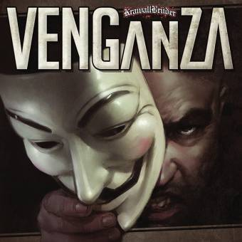 "KrawallBrüder ""Venganza"" CD (Superjewelcase)"