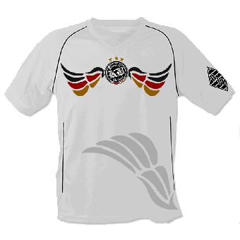 "KrawallBrüder ""WM 2014"" Football Shirt (lim. 666)"