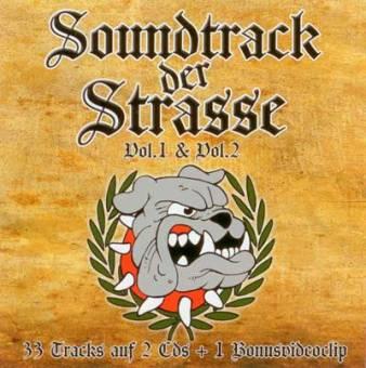 V/A Soundtrack der Strasse Vol. 1 + 2 - KB-Records DoCD