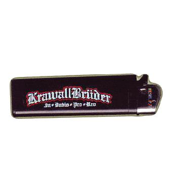 Krawallbrüder - Feuerzeug / lighter