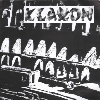 """Klaxon """"same"""" EP 7"""" (black)"""