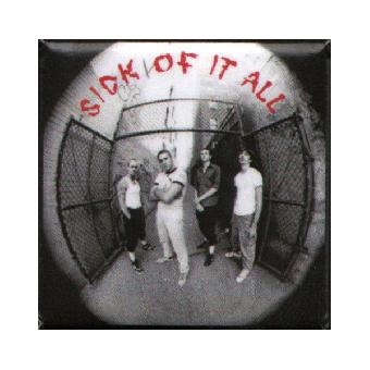 """Sick of it all """"same EP"""" Kühlschrankmagnet (11)"""