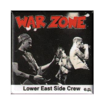 "Warzone ""Lower East Side Crew"" Kühlschrankmagnet (12)"