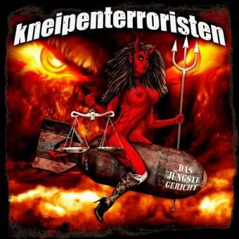 """Kneipenterroristen """"Das jüngste Gericht"""" CD"""