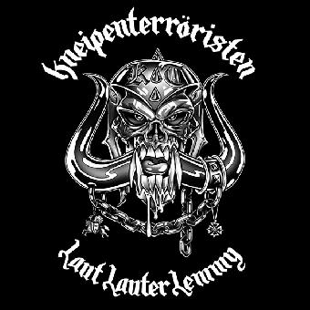 """Kneipenterroristen """"Laut Lauter Lemmy"""" CD (DigiPac)"""