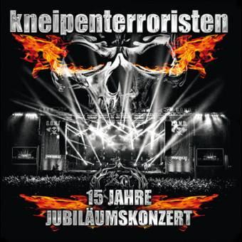"""Kneipenterroristen """"15 Jahre"""" DVD (lim. 500, Pappschuber)"""