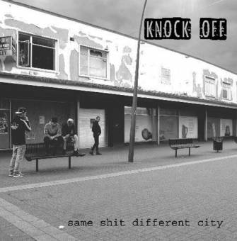 "Knock Off ""Same shit different city"" CD"