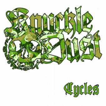 "Knuckledust ""Cycles"" EP 7"" (lim. 200, black)"