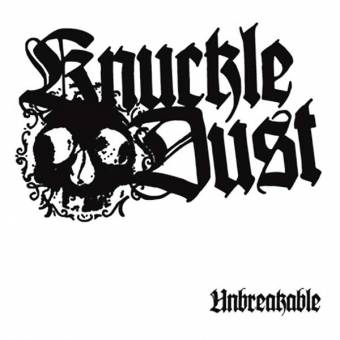 "Knuckledust ""Unbreakable"" LP (lim. 200, black)"