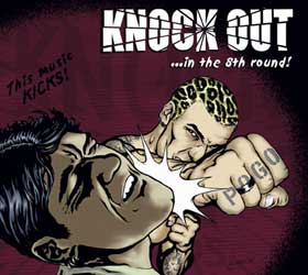 V/A - Knock Out in the 8th round CD