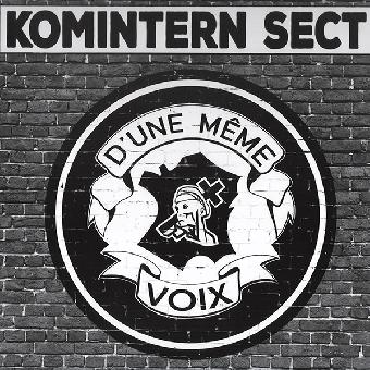 "Komintern Sect ""D´une Même Voix"" 12"" MLP (lim. 400, black) (Baldy Sound Version)"