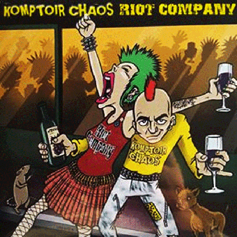 "split Komptoir Chaos vs Riot Company 7"""