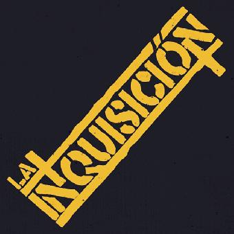 "La Inquisicion ""same"" EP 7"" (lim. 500, black)"