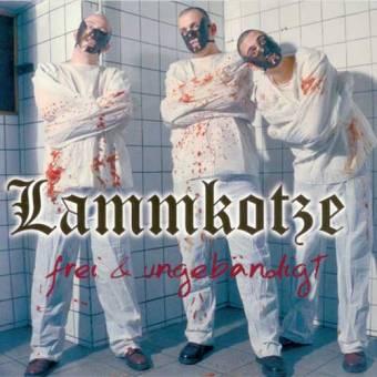Lammkotze - Frei & ungebändigt CD (DigiPac)
