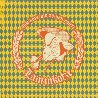 "Lammkotze ""Vom Kopf bis zu den Boots"" CD (lim. DigiPac)"
