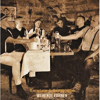 """Lammkotze """"Lammplugged - Wehende Fahnen"""" CD (DigiPac)"""