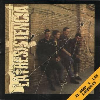 """La Resistencia """"El Odio Y Las Lagrimas"""" CD"""