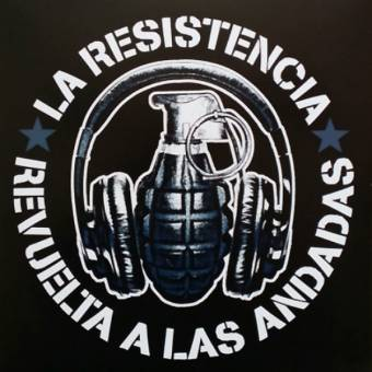 """La Resistencia """"Revuelta A Las Andadas"""" LP (lim. 180 gramm)"""