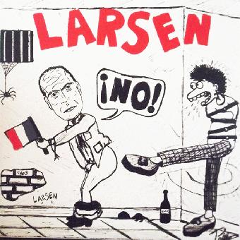 "Larsen ""!No!"" MLP 12"""