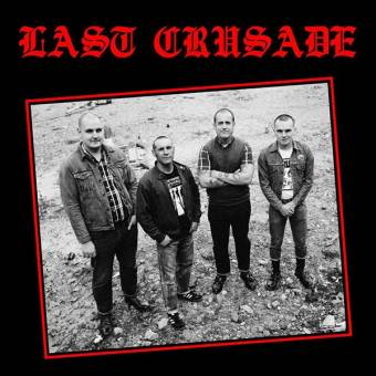 "Last Crusade ""same"" LP (lim. 300, red + MP3)"