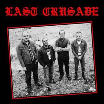 "Last Crusade ""same"" LP (lim. 300, black + MP3)"