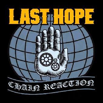 """Last Hope """"Chain Reaction"""" LP (black)"""
