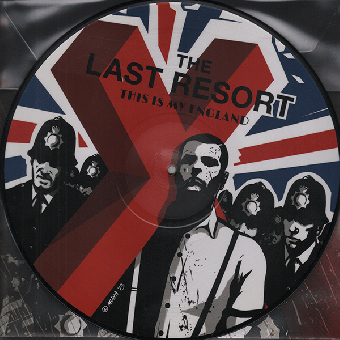 "Last Resort,The ""This is my England - Skinhead Anthems III"" PicLP"