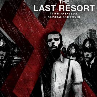 "Last Resort,The ""This is my England - Skinhead Anthems III"" CD (Hardcover book)"