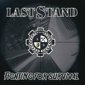 "Last Stand ""Fighting for Survival"" EP 7"" (lim. 210, black)"
