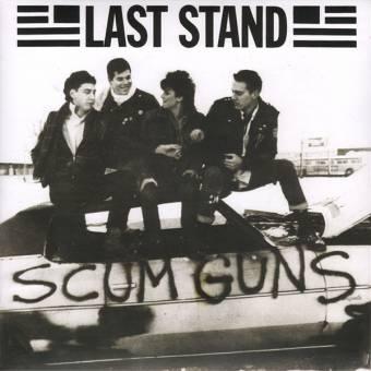 "split Last Stand / Noonday Underground ""same"" EP 7"""