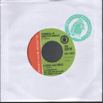 "Laurel Aitken ""Scandal in Brixton Market"" EP 7"""