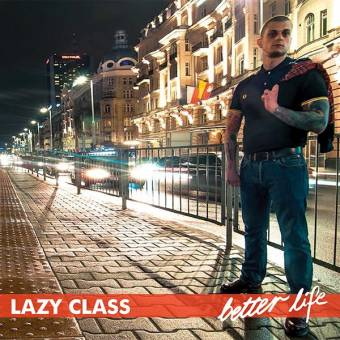 "Lazy Class ""Better life"" EP 7"" (lim. 100, purple)"