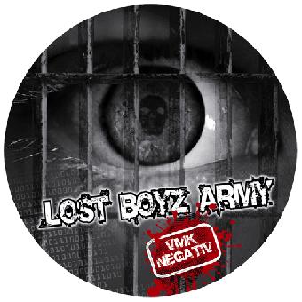 "Lost Boyz Army ""VMK Negativ"" PicLP (lim. 500)"
