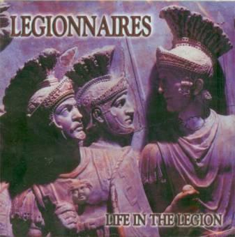 "Legionnaires,The ""Life in the legion"" CD"