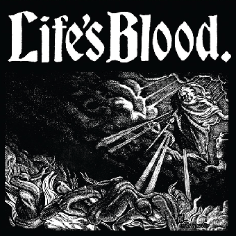 "Life`s Blood ""Hardcore A.D. 1988"" CD"