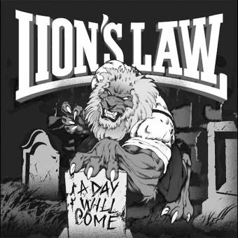 """Lion`s Law """"A Day Will Come"""" LP + CD (re-press)"""