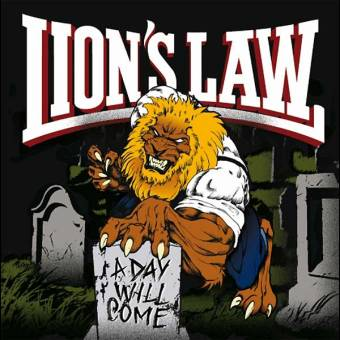 "Lion`s Law ""A Day Will Come"" CD (lim. DigiPac)"