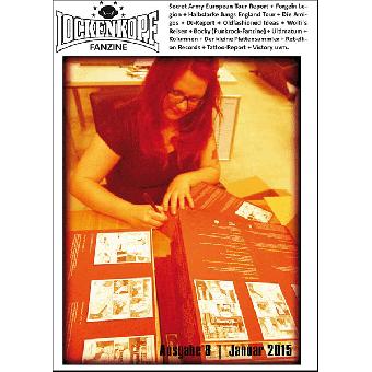 Lockenkopf #8 Fanzine (D)