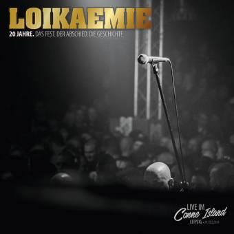 """Loikaemie """"20 Jahre. - Live im: Conne Island"""" 3LP+DVD (2. Pressung)"""