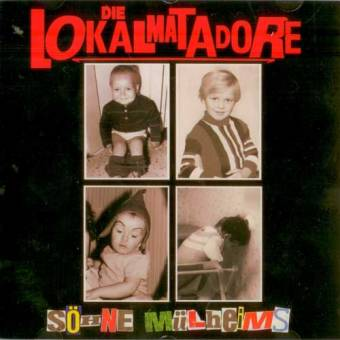 Lokalmatadore - Söhne Mülheims CD