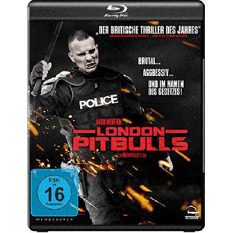 London Pitbulls Blu-Ray