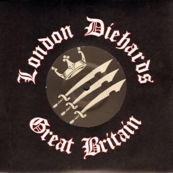 "London Diehards ""Great Britain"" EP 7"" (lim 400)"
