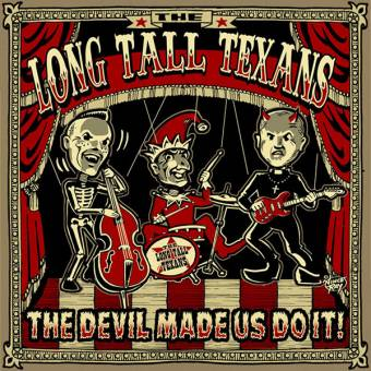 "Long Tall Texans ""The Devil made us do it"" CD (lim. DigiPac)"